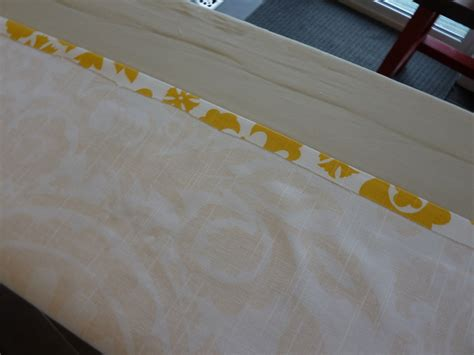 A No-sew Curtain In The Laundry Room