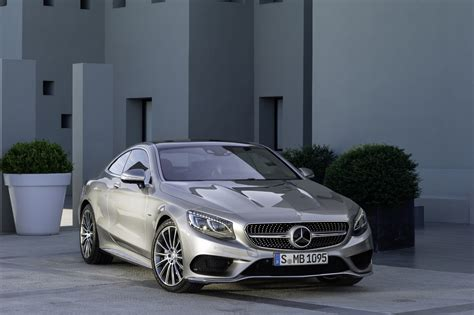 2015 Mercedes-benz S-class Coupe Preview