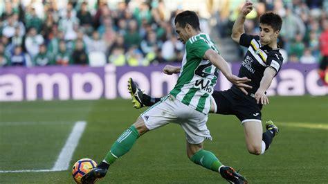 Real Betis VS Leganes-15.01.2018