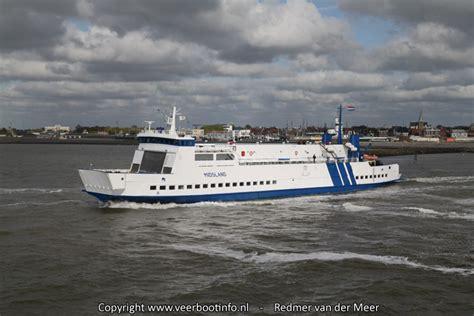 Boten Naar Terschelling by Veerboot Midsland 1974 171 Veerbootinfo Nl