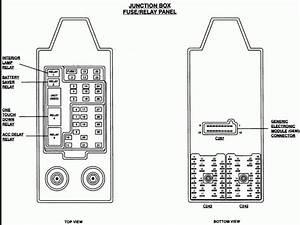 97 Ford F 150 Power Distribution Box Diagram
