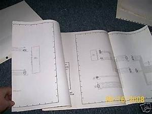 1985 Ford Escort Mercury Lynx Wiring Diagram Manual Set