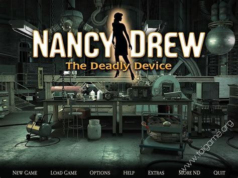 Nancy Drew The Deadly Device Download Free Full Games