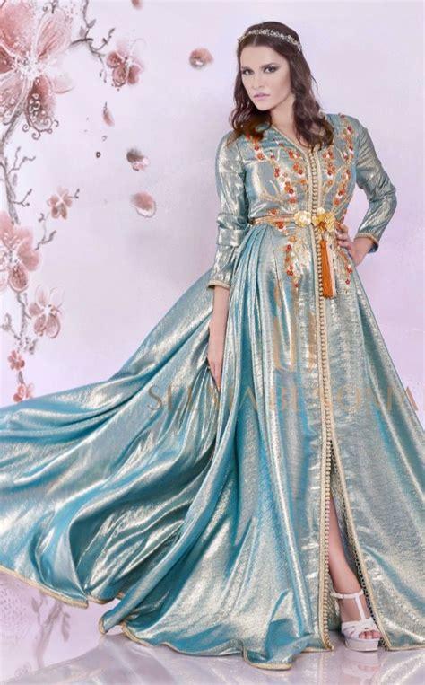 سلمى بن عمر | Moroccan dress, Pretty girl dresses ...