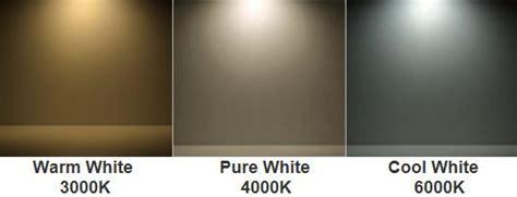 best led color temperature for kitchen ssl bl r50 7w 05 9155