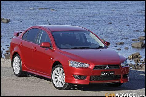2009 Mitsubishi Lancer by 2009 Mitsubishi Lancer Review Caradvice