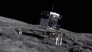 Rosetta Satellite Awakens to Continue Odyssey Video - ABC News