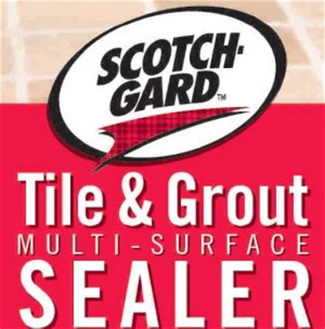 scotchgard multi surface tile and grout sealer 1 gallon