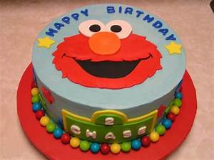 elmo birthday cake elmo birthday and birthday cakes on With elmo template for cake