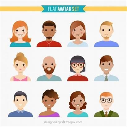 Avatars Funny Vector Freepik Avatar Vectors Icons