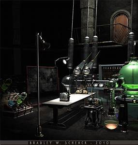 Doctor Rognvald's Lab: Now With Practical Lights ...
