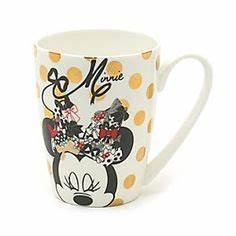 Minnie Mouse Tasse : tasse de petit d jeuner pois minnie mouse disneyland paris vaisselle disney pinterest ~ Whattoseeinmadrid.com Haus und Dekorationen