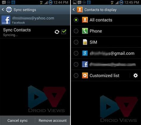 android contacts how to remove contacts from android contacts