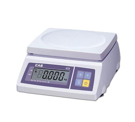 CAS - SW Galda svari ar dažādiem svēršanas diapazoniem - AMRO BALTIC