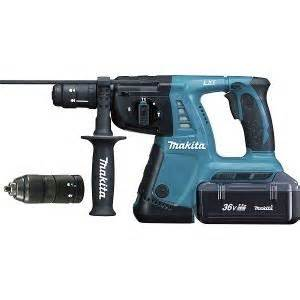 Perforateur Makita Sans Fil 36v : makita hr262td perfo burineur sds plus sans fil 36v li ~ Premium-room.com Idées de Décoration
