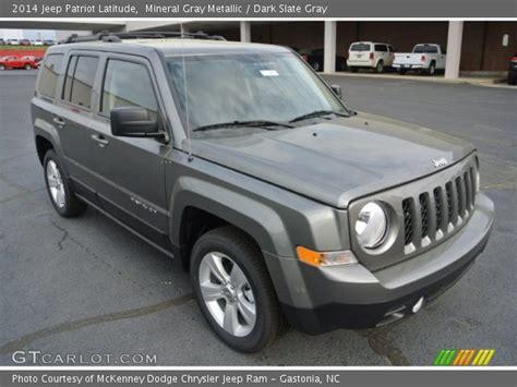 dark grey jeep patriot mineral gray metallic 2014 jeep patriot latitude dark