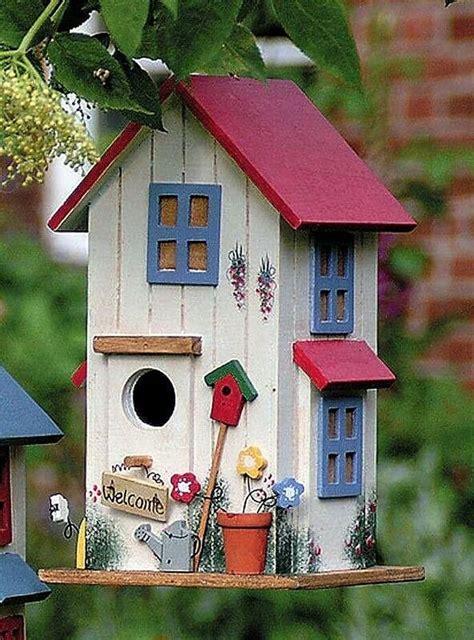 Cute Diy Ideas For Birdhouses Motive