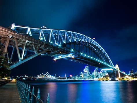 Sydney Harbour Bridge Wallpaper And Background Image