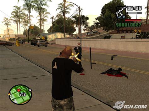 Download Gta San Andreas Game