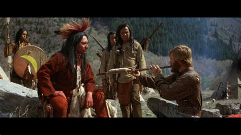 jeremiah johnson blu ray