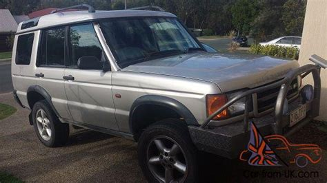 Welcome to land rover's official website. Land Rover Discovery LS 4x4 1999 4D Wagon 4 SP Automatic ...