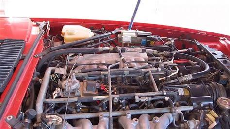 jaguar xjs  engine  sale  miles youtube