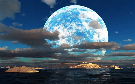 nice-best-moon-wallpapers-hd-free - HD Wallpaper