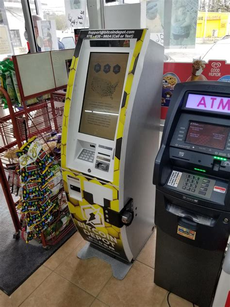 Most of the bitcoin atms have. Crypto ATMs Near You - Bitcoin Depot