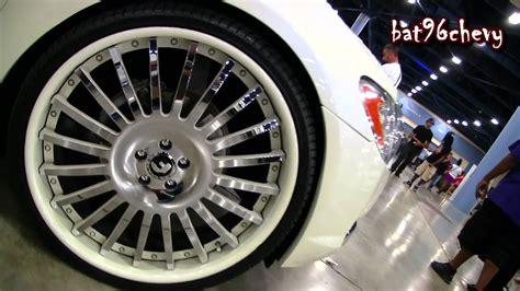 pearl white jaguar xf   forgiatos wheels p hd