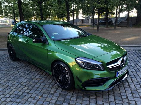2016 Mercedes-amg A45 4matic Review