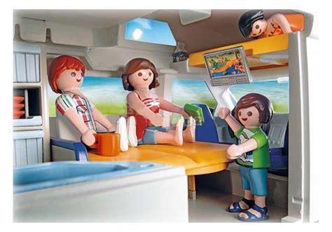 playmobil chambre des parents playmobil grand cing car familial 4859 aménagement