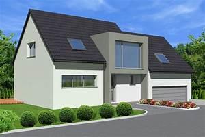 Sous Sol Maison : constructeur maison dreux construction maison dreux maisons arlogis ~ Melissatoandfro.com Idées de Décoration