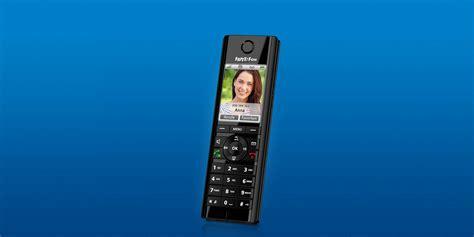 avm fritzfon  dect telefon mit smart home funktionen