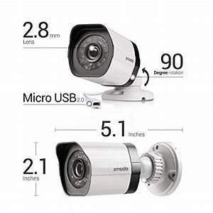 Zmodo 32 Channel 1080p Network Surveillance Nvr System 24