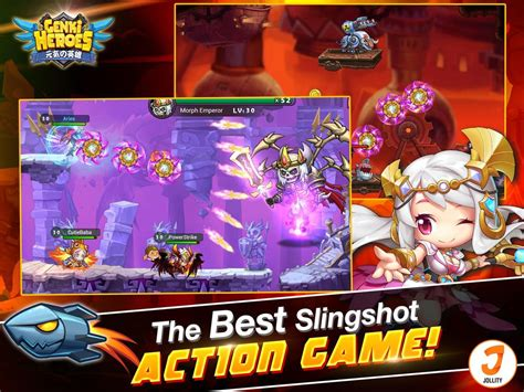 Genki Heroes Apk Download  Free Action Game For Android