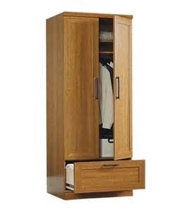 sauder homeplus oak wardrobe storage cabinet 411802 product reviews and prices