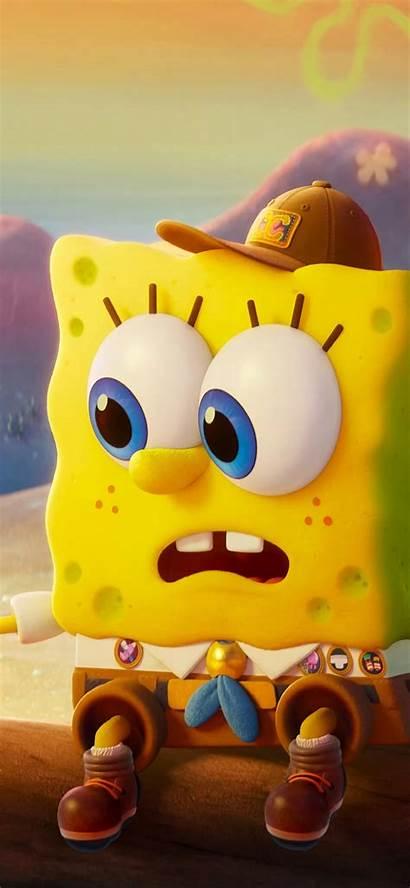 Spongebob Gary Wallpapers Background Iphone Sponge 4k