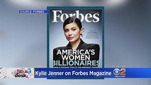 Kylie Jenner Lands On Women Billionaire's Cover Of Forbes ...