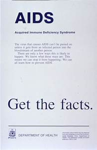 Visual Culture and Health Posters: HIV/AIDS: Visuals