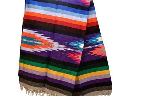 Mexikanische Indianer Decke Die Mexikanische Indianer