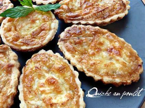 recette de cuisine quiche au poulet les meilleures recettes de quiches et poulet