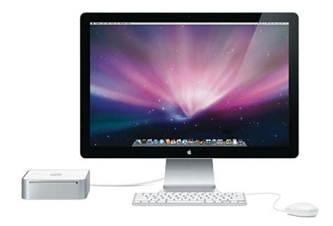 mini ordinateur de bureau el nuevo apple mac mini aún más eficiente microsiervos