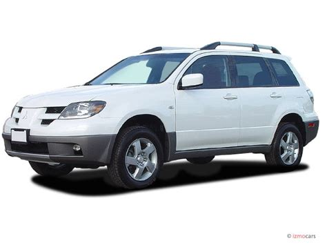 2003 Mitsubishi Outlander Review by 2003 Mitsubishi Outlander Review Ratings Specs Prices