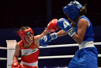 Mary Kom Boxing Against Olympic Advantage Medal