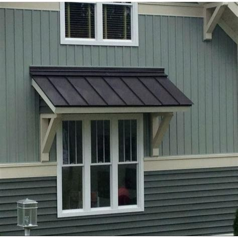 impressive awning  window  copper awning  door   choose   exterior