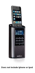 iphone radio tuner buy magicbox tower ipod iphone dock with dab fm tuner