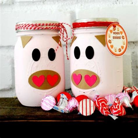 diy mason jar valentine crafts worth