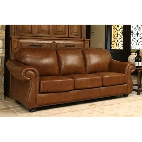 patio loveseat with ottoman abbyson living erickson leather sofa set in camel brown