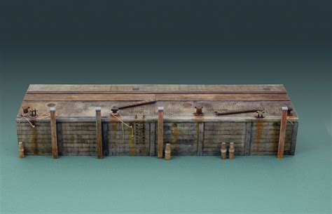 long dock italeri