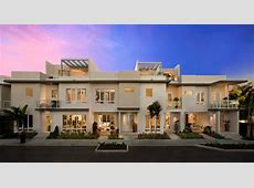 Landmark 2Story Townhomes New Home Community Doral